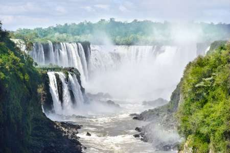 Iguazu Falls Tour: Visit Brazil, Argentina And Paraguay In 6 Days