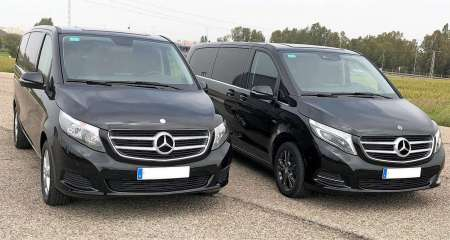 Transfer From Airport To Seville By Executive Minivan
