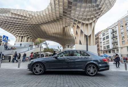 Transfer From Airport To Seville By Executive Sedan