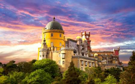 Private Tour Of Sintra & Cascais Starting From Lisbon