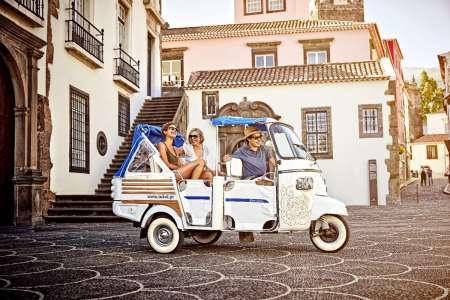Madeira Island: Guided Tour To Garajau On Tuk Tuk