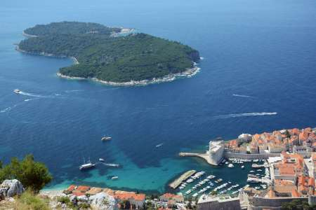 Dubrovnik: Walking Tour On The Island Of Lokrum