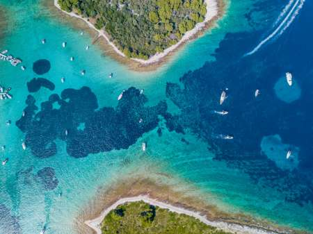 Half-Day Boat Tour To The Blue Lagoon Starting From Split