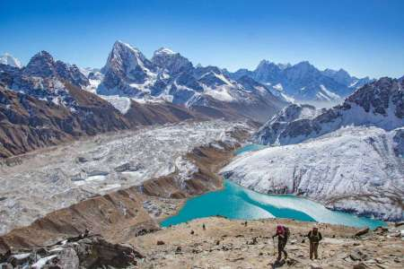 20-Day Excursion To The Everest Three High Passes Trek