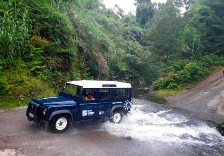 Full-Day Jeep Tour To Nordeste In São Miguel