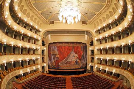 Private Tour Of The Tbilisi National Opera And Ballet Theatre