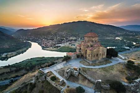 From Tbilisi: Private Tour To Mtskheta Unesco Sites, Gori And Uplistsikhe Cave Town