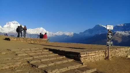 9-Day Trekking Tour In The Ghorepani Poon Hill At Sunrise