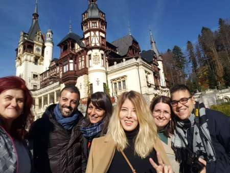 From Bucharest: Full-Day Tour To Dracula Castle & Brasov
