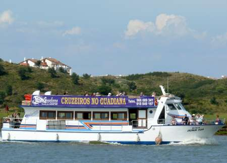 Algarve: Full-Day Cruise Along The River Guadiana With Lunch