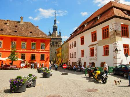 3-Day Tour Of The Transylvania Legends