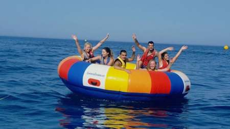 Twister: The New Water Fun In Vilamoura, Algarve