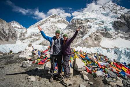 Excursão De Trekking De 12 Dias Ao Acampamento Base Do Monte Everest