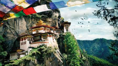 De Katmandou: Excursion De 3 Jours Au Monastère Du Tigre Nest Au Bhoutan