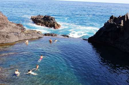 Madeira Island: Full-Day Jeep Tour To The Northern Wonders & Lava Pools