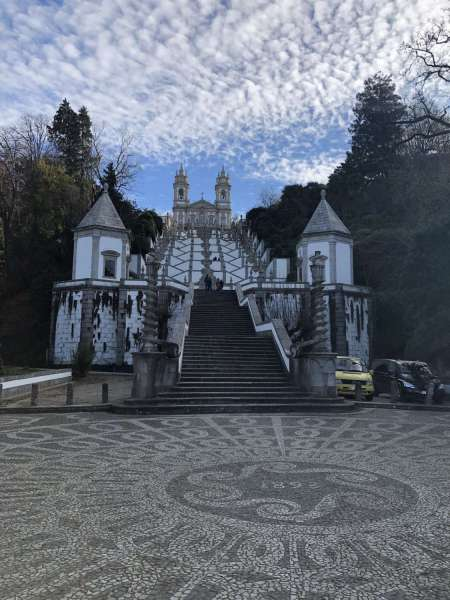 From Porto: Tour Of Braga & Guimarães With Lunch