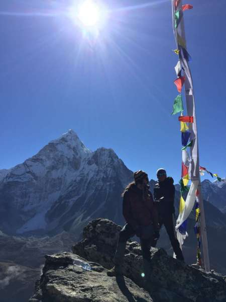 17-Day Excursion To The Everest Three High Passes Trek