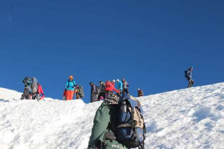 Mount Kilimanjaro: 6-Day Guided Trekking Trip By The Machame Route