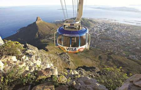 Cape Town: City, Table Mountain, Gardens And Wine Tasting Full Day Tour