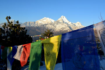 4-Day Excursion To The Ghorepani Poon Hill Trek In Lower Annapurna