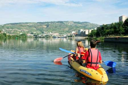 From Porto: Excursion In The Vineyards & Kayaking Tour In Douro Valley