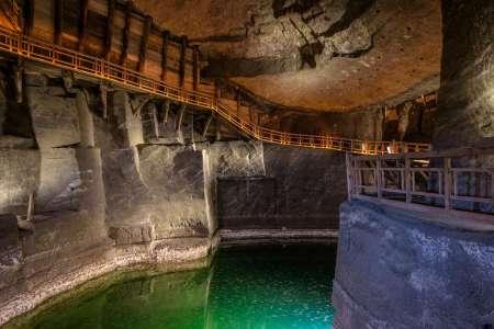 De Cracovie: Visite De La Mine De Sel De Wieliczka Avec Prise En Charge À L'hôtel