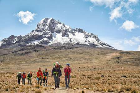 5-Tägige Tour, Um Den Kilimanjaro Über Die Marangu-Route Zu Besteigen