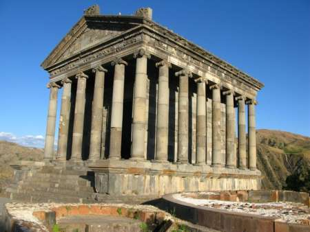 From Yerevan: Half Day Tour To Garni Pagan Temple And Geghard Monastery