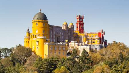Private Full-Day Excursion To Sintra And Cascais