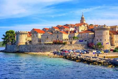 Desde Dubrovnik: Tour Privado De Lujo En La Isla De Korcula Y Ston