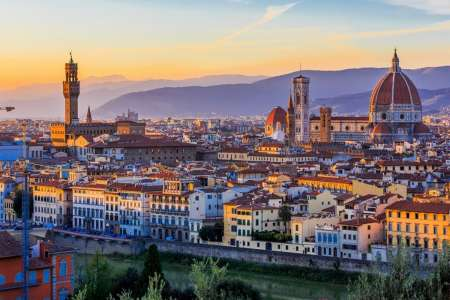 From Rome By Train: Florence Highlights, Medici Family And Food Walking Tour