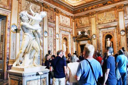 Rome: Skip-The-Line Tour In The Borghese Gallery
