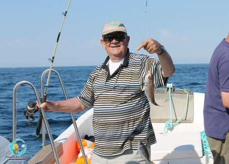 From Cabanas De Tavira: 2,5-Hour Sport Fishing Tour In The Algarve