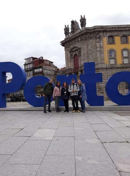 Visite Privée À Pied De 3 Heures À Porto