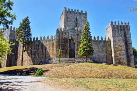 Authentic Braga And Guimarães Tour Including Lunch