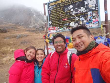 15-Day Trekking Trip To The Annapurna Base Camp
