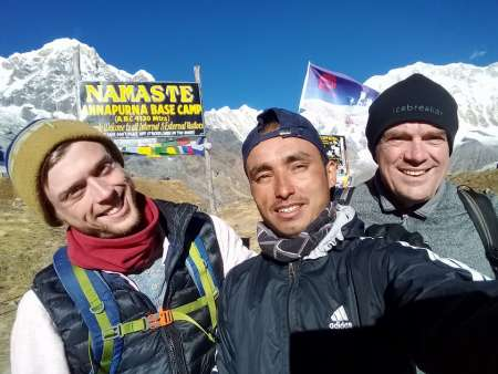 14-Day Trekking Trip To The Annapurna Base Camp