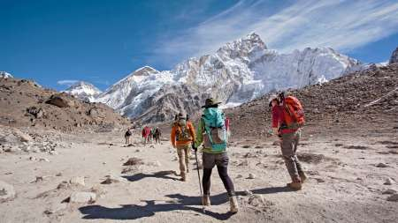 12-Day Trekking Tour To The Everest Base Camp With Helicopter Flight