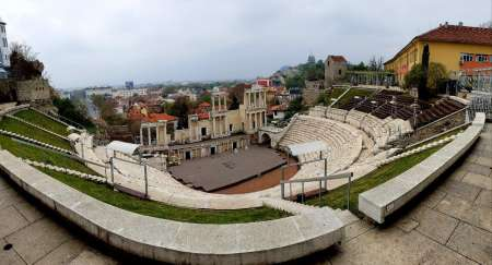 From Sofia: Excursion To Plovdiv