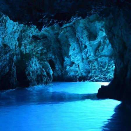 Split: Speed Boat Tour To The Dalmatia Blue Cave And 5 Islands