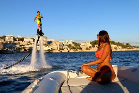 Flyboard Experience In Mallorca