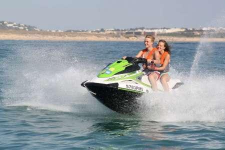 Algarve Jet Ski Experience En Armação De Pêra Beach