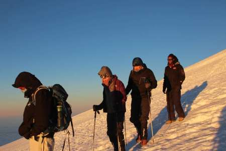 Mount Kilimanjaro 9-Day Trekking Trip By Lemosho Route