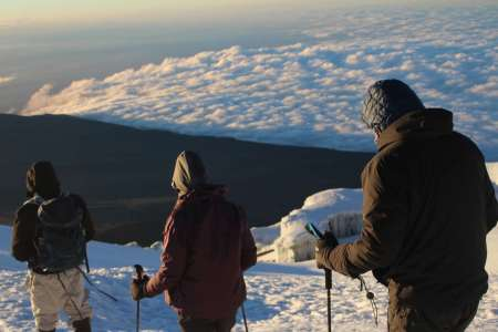 Trekking Tour To Mount Kilimanjaro By Marangu Route Or Coca Cola Route