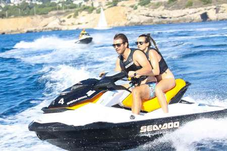 Mallorca: 1-Hour Jet Ski Excursion With Instructor