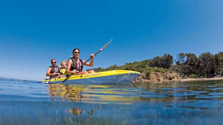 Mallorca: 2-Hour Kayak Excursion In Cala Major With Instructor