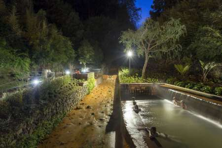 São Miguel Of Azors: 4-Hour Private Tour To Furnas At Night