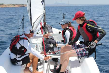 Sailing Baptism In Palma, Mallorca: Learn To Navigate