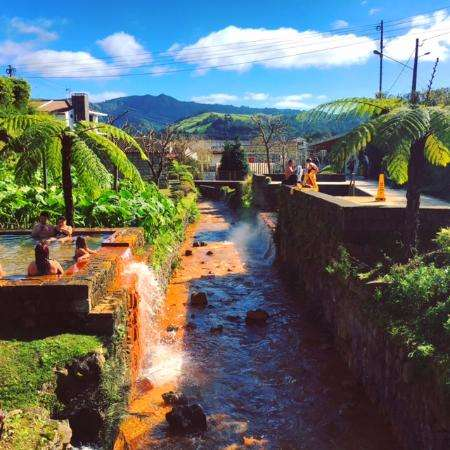 São Miguel Of Azores: Half-Day Relaxing Private Tour To Furnas