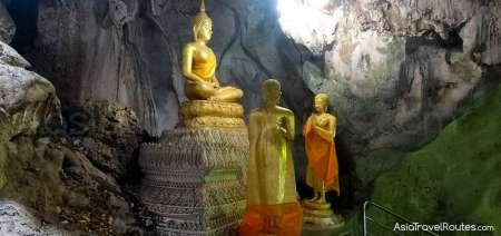 Tham Khao Yoi Cave